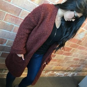 Comfy and cozy cardigan - Willow and Clay